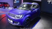 Maruti Ignis front quarters at the Auto Expo 2016