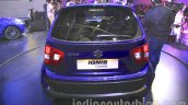 Maruti Ignis rear angle at the Auto Expo 2016