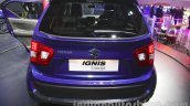 Maruti Ignis rear at the Auto Expo 2016