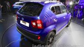 Maruti Ignis rear quarters at the Auto Expo 2016