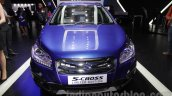 Maruti S-Cross Limited Edition front at the Auto Expo 2016
