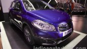 Maruti S-Cross Limited Edition front quarter at the Auto Expo 2016