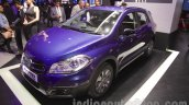 Maruti S-Cross Limited Edition front three quarter at the 2016 Auto Expo