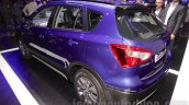 Maruti S-Cross Limited Edition rear three quarter at the Auto Expo 2016