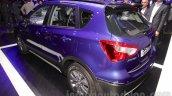 Maruti S-Cross Limited Edition rear three quarter at the Auto Expo 2016