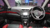 Maruti Swift Limited Edition dashboard at Auto Expo 2016