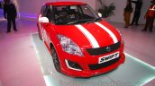 Maruti Swift Limited Edition front quarters at Auto Expo 2016