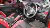 Maruti Swift Limited Edition interior at Auto Expo 2016