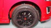Maruti Swift Limited Edition wheel at Auto Expo 2016