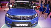 Maruti Vitara Brezza front at the 2016 Auto Expo