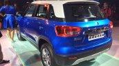 Maruti Vitara Brezza rear quarters live Auto Expo 2016