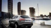 Maserati Kubang concept rear three quarters