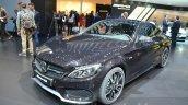Mercedes-AMG C 43 Coupe front three quarters at 2016 Geneva Motor Show