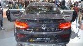 Mercedes-AMG C 43 Coupe rear at 2016 Geneva Motor Show