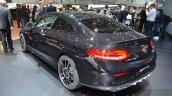 Mercedes-AMG C 43 Coupe rear three quarter at 2016 Geneva Motor Show
