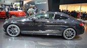Mercedes-AMG C 43 Coupe side at 2016 Geneva Motor Show