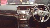 Mercedes E Class Edition E interior launched