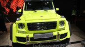 Mercedes G 500 4×4² front at Auto Expo 2016