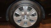 Mercedes-Maybach S 600 Guard wheel at the Geneva Motor Show Live