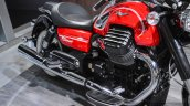 Moto Guzzi Eldorado cylinder head at Auto Expo 2016