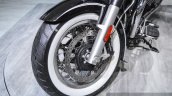 Moto Guzzi Eldorado front disc brake ABS at Auto Expo 2016