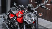 Moto Guzzi Eldorado headlamp at Auto Expo 2016