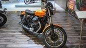 Moto Guzzi V9 Roamer fork at Auto Expo 2016