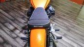 Moto Guzzi V9 Roamer rear at Auto Expo 2016