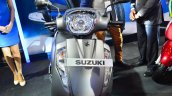 New Suzuki Access 125 headlamp at Auto Expo 2016