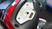 New Suzuki Access 125 instrument cluster at Auto Expo 2016