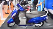 New Suzuki Access 125 side profile at Auto Expo 2016