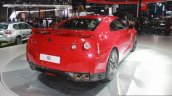 Nissan GT-R rear three quarter at Auto Expo 2016