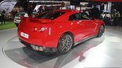 Nissan GT-R rear three quarters at Auto Expo 2016