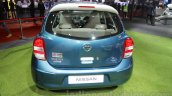 Nissan Micra Active T20 Edition rear at 2016 Auto Expo