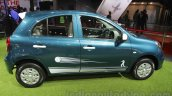 Nissan Micra Active T20 Edition side profile at 2016 Auto Expo