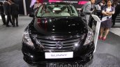 Nissan Sunny Sportech front at 2016 Auto Expo