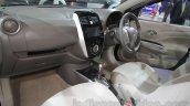 Nissan Sunny Sportech interior at 2016 Auto Expo