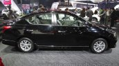 Nissan Sunny Sportech side at 2016 Auto Expo