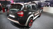 Nissan Terrano Special Edition rear right three quarter at 2016 Auto Expo