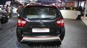 Nissan Terrano Special rear Edition at 2016 Auto Expo