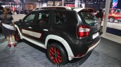 Nissan Terrano Special rear left three quarter Edition at 2016 Auto Expo