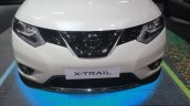 Nissan X-Trail Hybrid grille at Auto Expo 2016