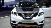 Nissan X-Trail Premium Concept front at the 2016 Geneva Motor Show Live
