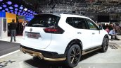 Nissan X-Trail Premium Concept rear three quarter at the 2016 Geneva Motor Show Live