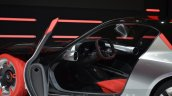 Opel GT Concept interior at the 2016 Geneva Motor Show Live