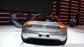 Opel GT Concept rear at the 2016 Geneva Motor Show Live