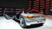 Opel GT Concept rear quarter at the 2016 Geneva Motor Show Live