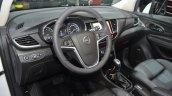 Opel Mokka X interior at the 2016 Geneva Motor Show Live