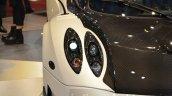 Pagani Huayra BC headlight at 2016 Geneva Motor Show