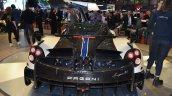 Pagani Huayra BC rear at 2016 Geneva Motor Show
